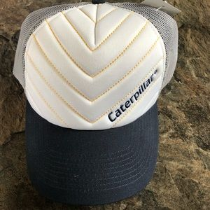 Caterpillar hat new with tags